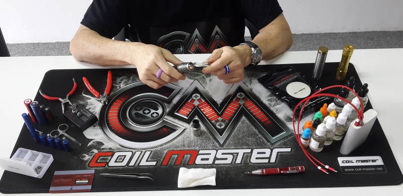 Coil Master Servis pack