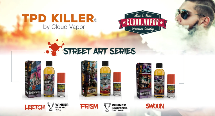 Cloud Vapor TPD Killer